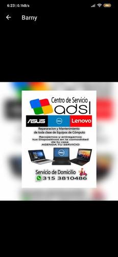 servicios técnicos en sistemas