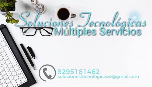 servicios técnicos profesional