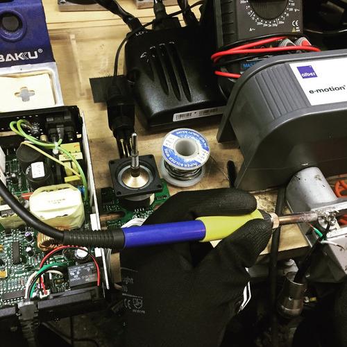 servicios técnicos sillas de ruedas electrónicas eléctricas