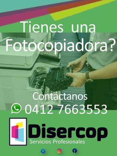 servicios técnicos y reparación de fotocopiadoras