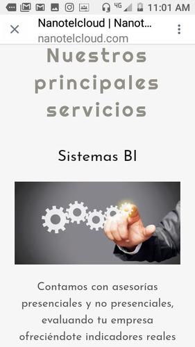 servicios ti sistemas bi