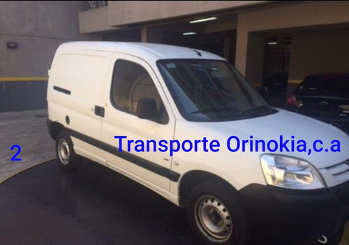 servicios transporte encomienda