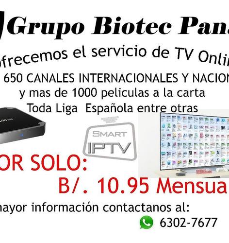 servicios tvbox