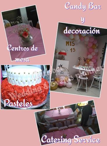 servicios varios para fiestas y eventos