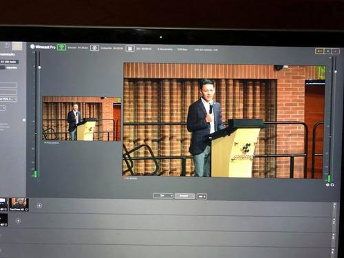 servicios video eventos