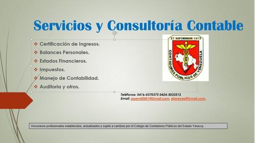 servicios y asesoria contable