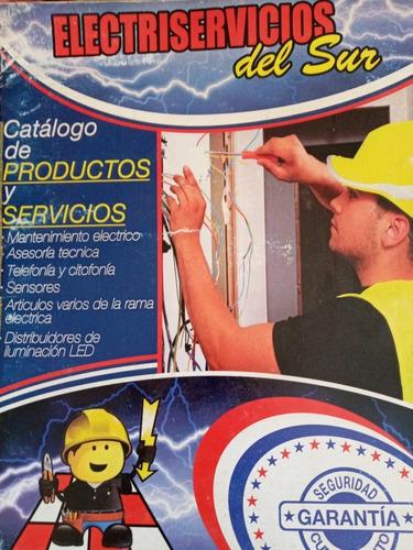 servicios y productos eléctricos