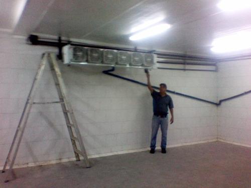 servicios y repuestos de refrigeración y aire acondicionado