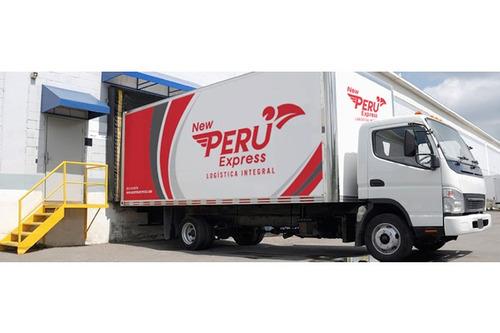 servicios y transportes mudanza carga local a&e sac