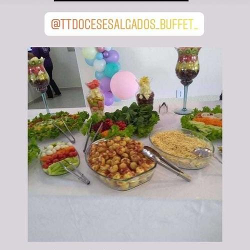 serviço de buffet a domicilio