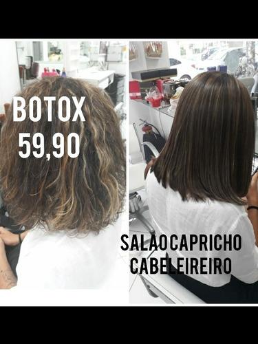 serviço de cabeleireiro profissional