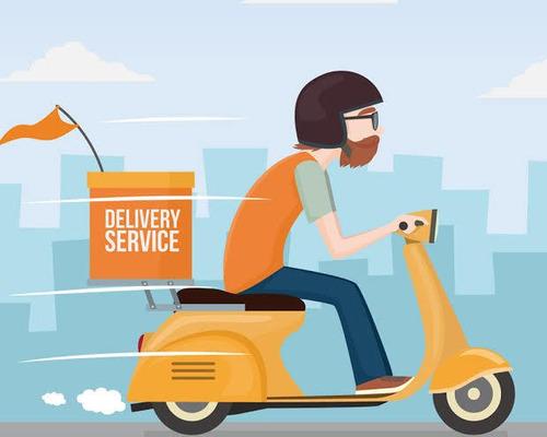 serviço de delivery