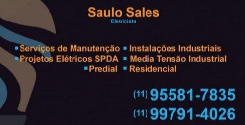 serviço de eletricidade