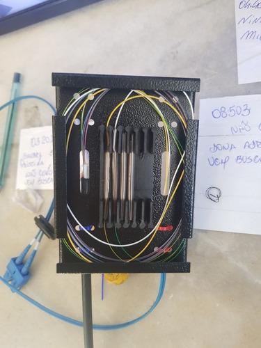 serviço de fusão de fibra óptica