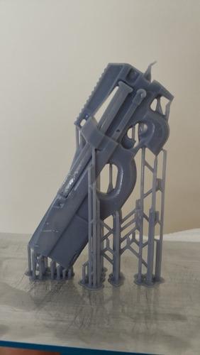 serviço de impressão 3d - engenharia