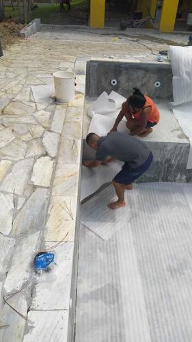 serviço de instalação para sua piscina
