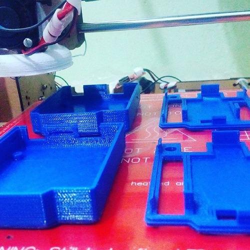 serviço de modelagem e impressão 3d