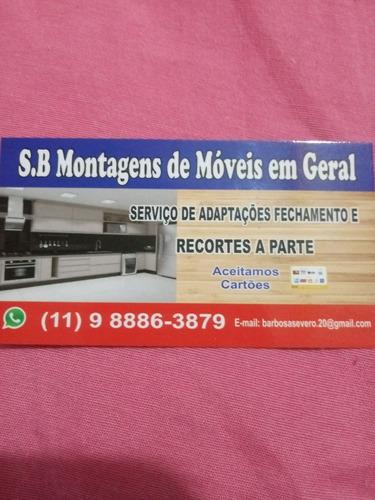 serviço de montagem de móveis em geral osasco