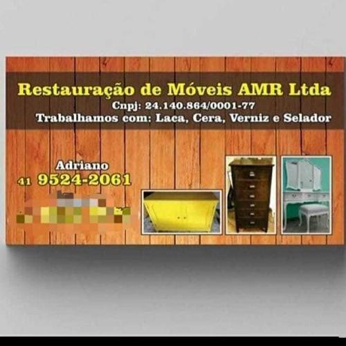 serviço de restauração de móveis