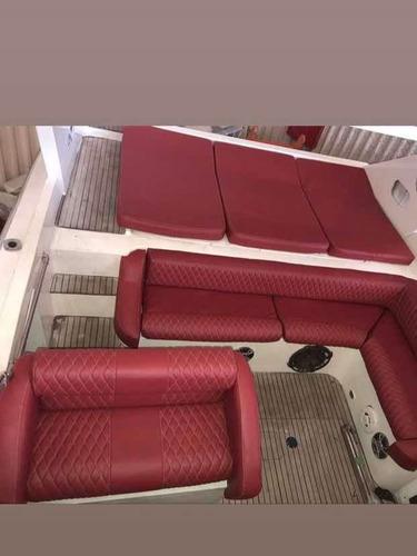 serviço de tapeçaria marítima e autos completo