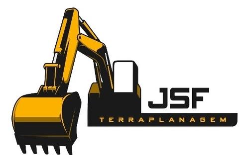 serviço de terraplanagem demolição etc