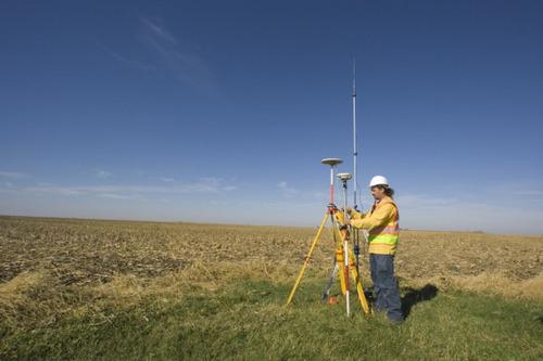 serviço de topografia e agrimessura
