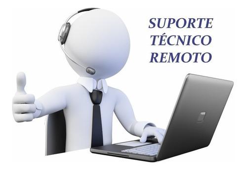 serviço manutenção suporte remoto computador notebook rede