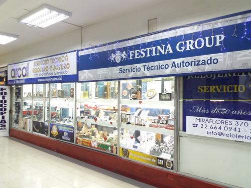 servico tecnico de relojes festina entre otras marcas