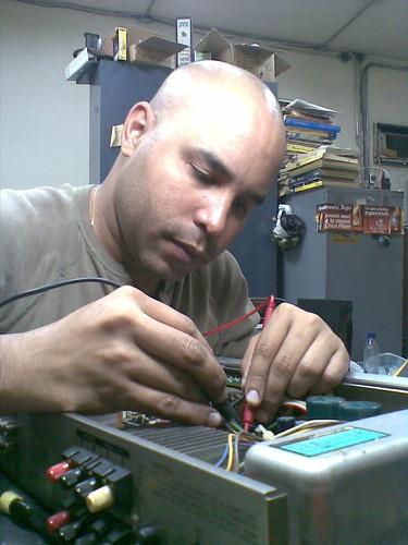 servico técnico electrónica (no se cobra revisión)