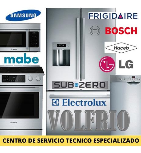 servico tecnico en linea blanca y refrigeracion comercial.