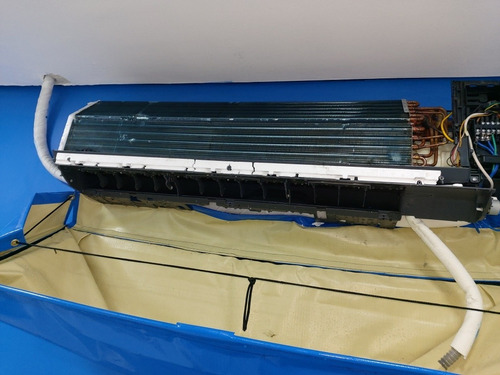 serviços de ar condicionado split e janela