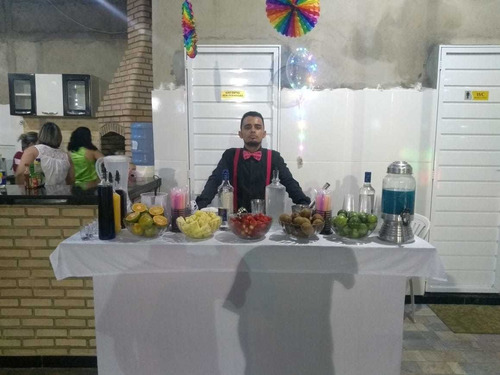 serviços de barmen