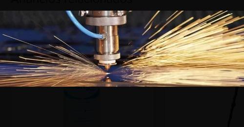 serviços de corte a laser, dobra, solda e pintura