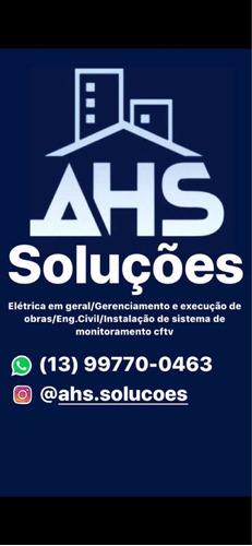 serviços de elétrica em geral / construção/ reformas