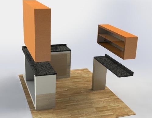serviços de impressão 3d e modelagem em cad