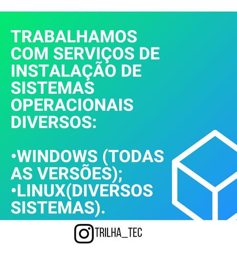 serviços de informática em geral