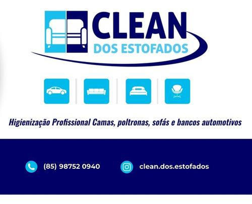 serviços  de limpeza e  higienizado de estofados