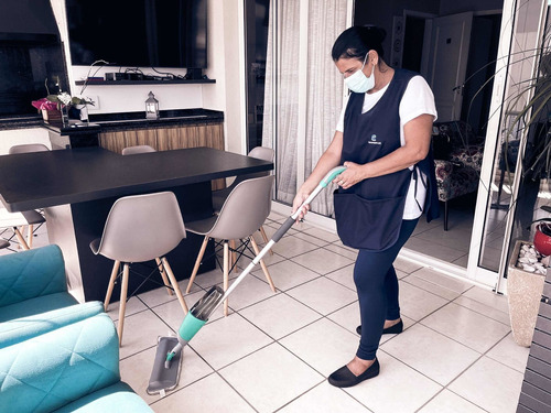 serviços de limpeza residencial e escritório