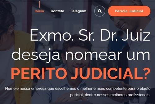 serviços de perícia e assistência judicial