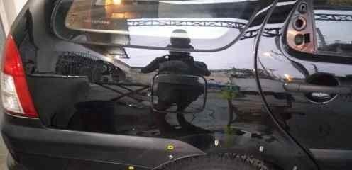 serviços de polimento automotivo e toda parte elétrica.