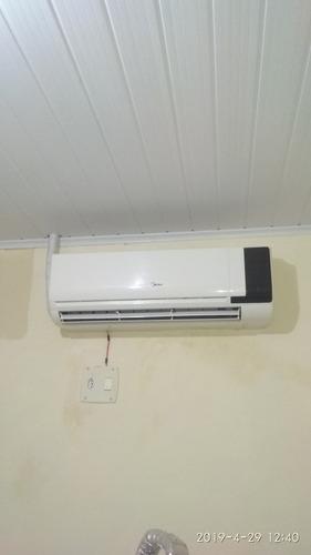 serviços de refrigeração.