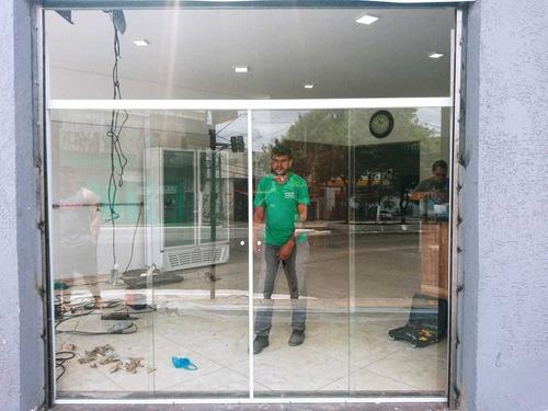 serviços de vidraceiro, vidros temperados em geral