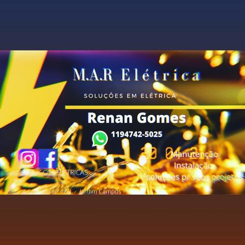 serviços e soluções elétricas