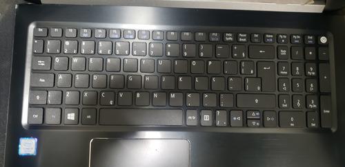 serviços e teclado acer