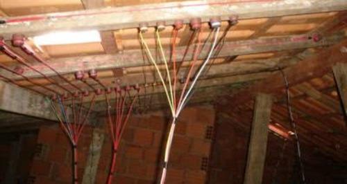 serviços eletricos