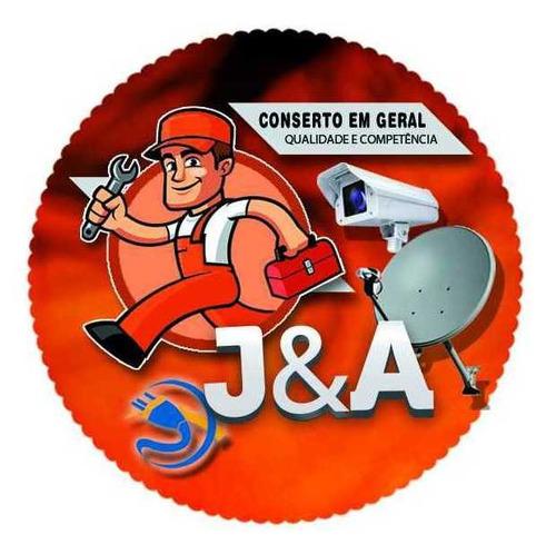 serviços elétricos e câmeras de segurança vendo e conserto