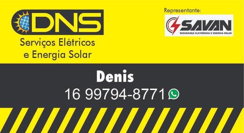 serviços elétricos e energia solar, jaboticabal e região