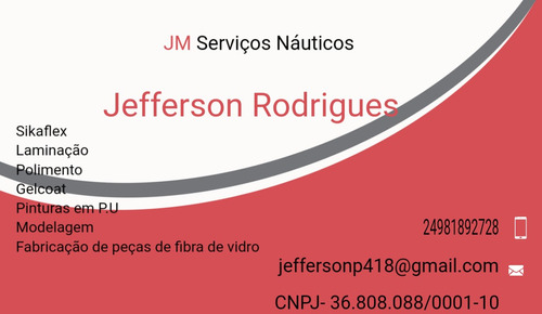 serviços náuticos e geral