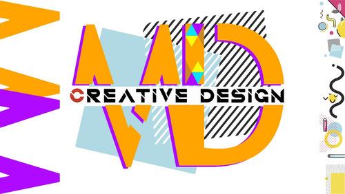 serviços para criação de logotipos e artes para impressão