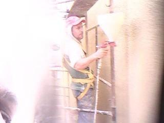 serviços  pintor industrial gesso pv areia-quartzo granilha+
